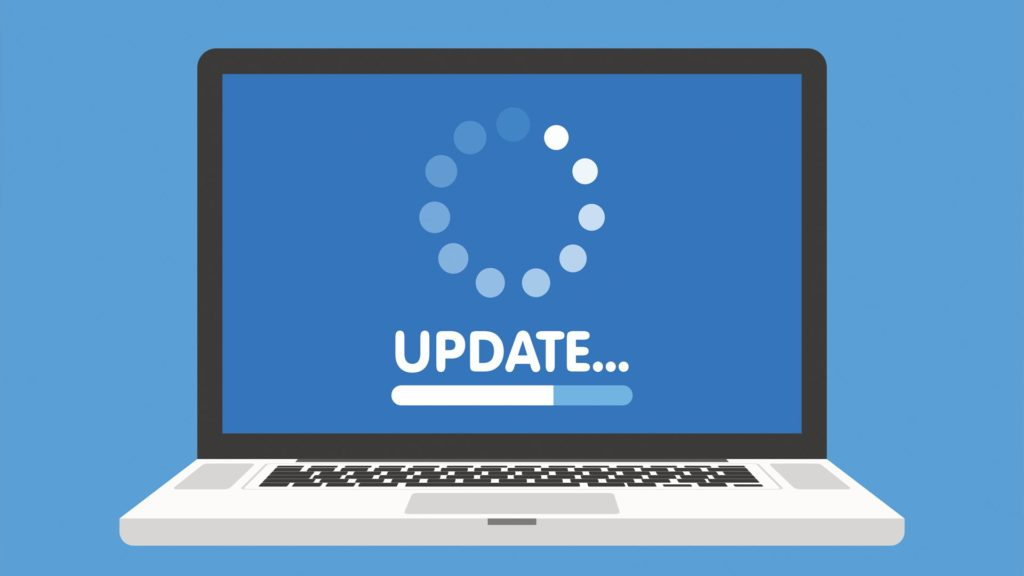 Strive to constantly upgrade and update