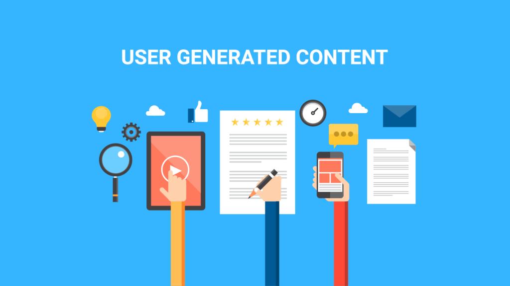 Underutilisation of User Generated Content